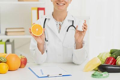 Qué es un dietista-nutricionista