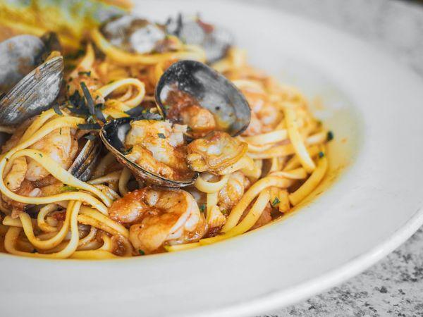 Espagetis Frutti di Mare