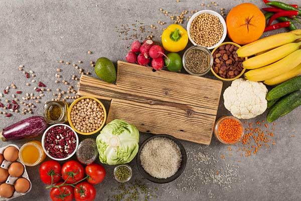 Alimentos cuidar microbiota.