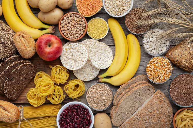 Alimentos y su índice glucémico