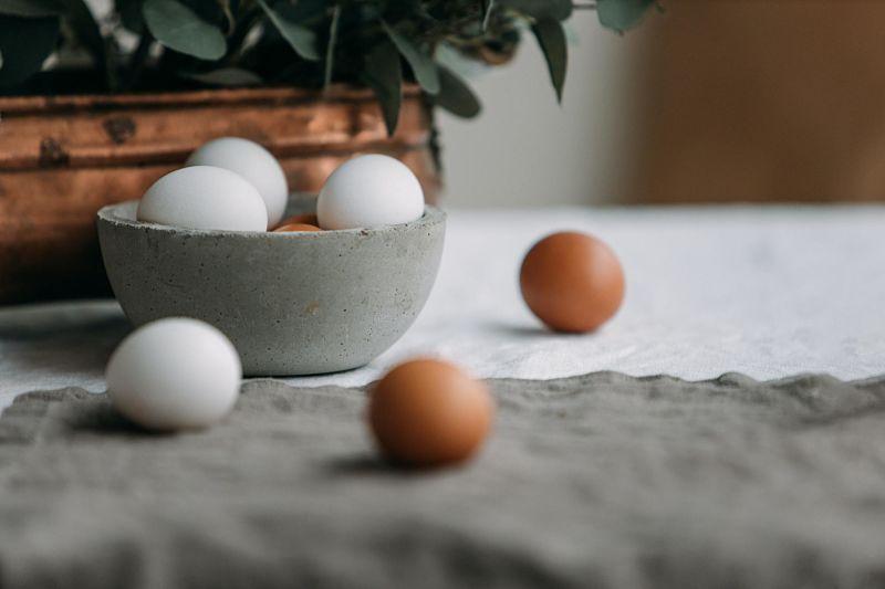 Huevo para proteger el sistema inmune